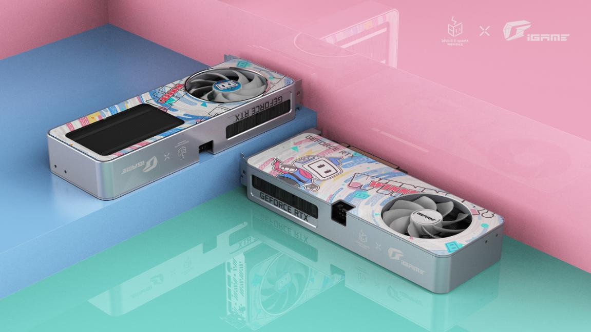 七彩虹推出Bilbili联名版RTX 3060显卡,摇号购买