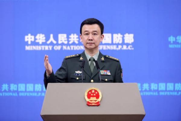 """国防部:美臆测炒作所谓""""中国威胁""""是病态心理"""