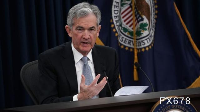 美联储主席鲍威尔:通胀只是暂时的 暂未考虑QE减码
