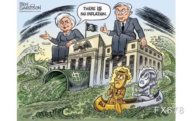美联储决议极力淡化通胀前景,看看华尔街大佬们怎么说