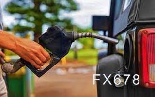 国际油价延续升势,美国汽油需求创逾八个月新高