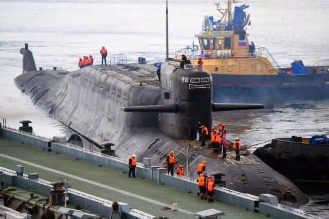 俄一艘德尔塔4型核潜艇将在明年退役 此前曾发生火灾