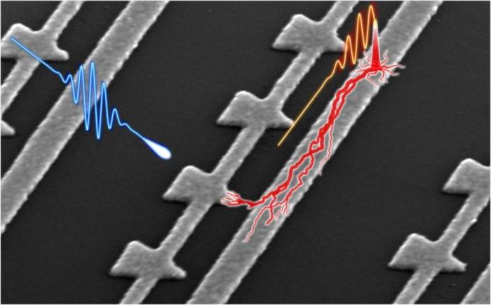 麻省理工学院开发出能让光停止运转的纳米结构装置