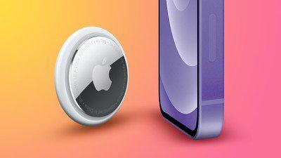 新西兰和澳大利亚用户已收到苹果AirTag和紫色iPhone 12