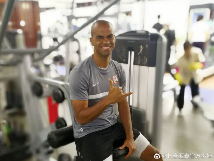 热身:儒尼奥尔王子铭分别建功,长春亚泰1-1北京国安