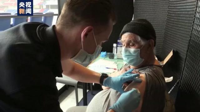 法国将在7家军事医院开放长期疫苗接种中心