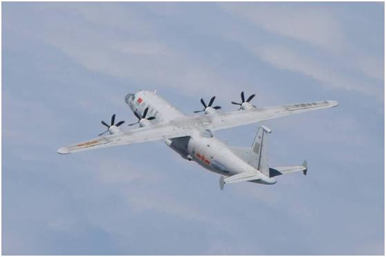 台媒:大陆军机连续两天多批次进入台湾西南空域