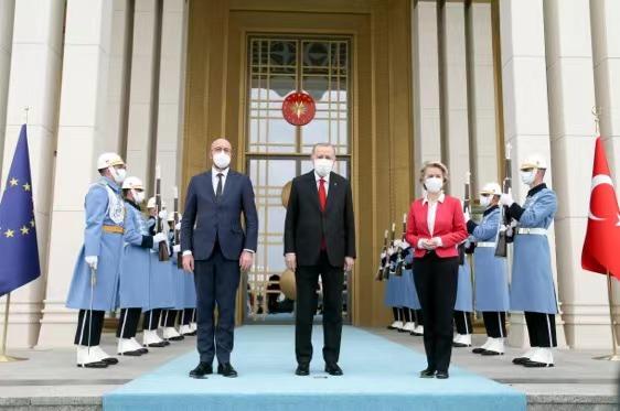 欧盟领导人:同土耳其的互利关系符合欧盟利益