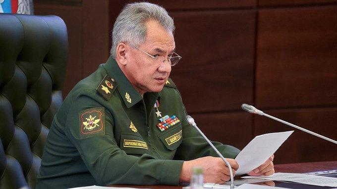 俄罗斯国防部举行战备检查