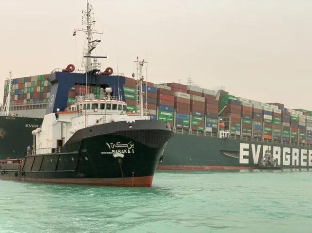 张龙星:苏伊士运河阻塞对原油市场影响不大