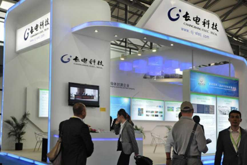 长电科技:公司订单充足,募投项目预计Q2开始生产