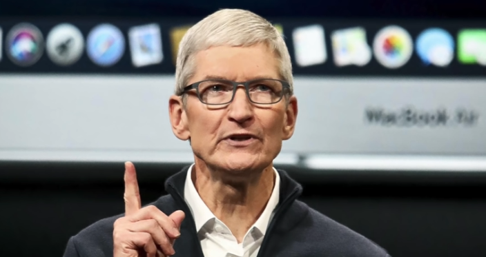 苹果正在研发自动驾驶?蒂姆·库克这样暗示