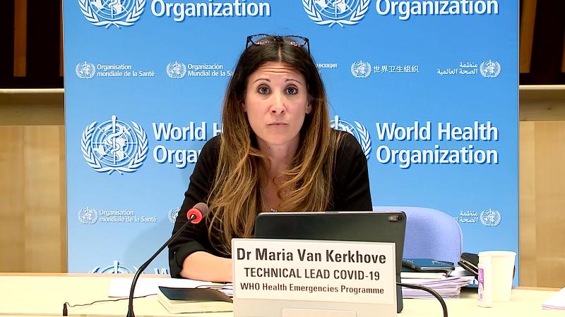 世卫组织:全球新增新冠肺炎病例数量连续六周上升