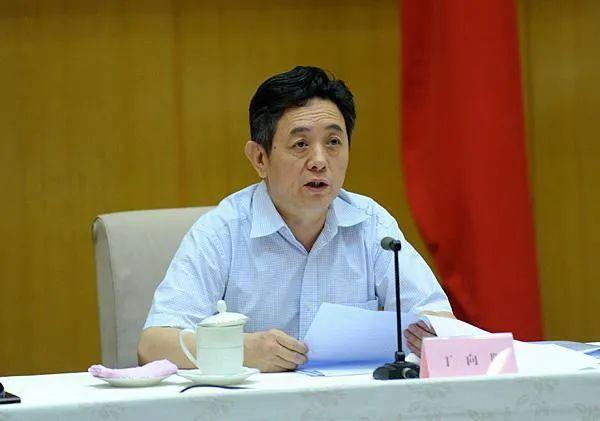 任职8年,丁向阳卸任国务院副秘书长图片