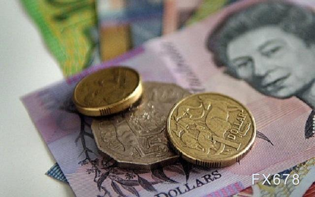 澳元兑美元技术分析:关注0.7660一线做空机会