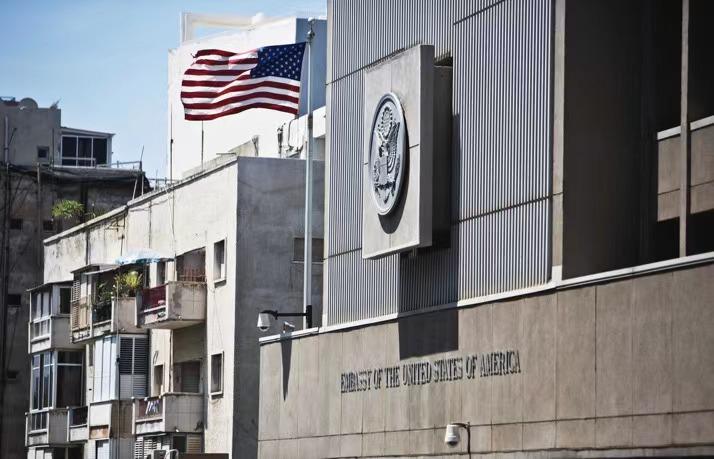 """拜登宣布:支持巴以""""两国方案""""!美将援助巴勒斯坦2.35亿美元"""
