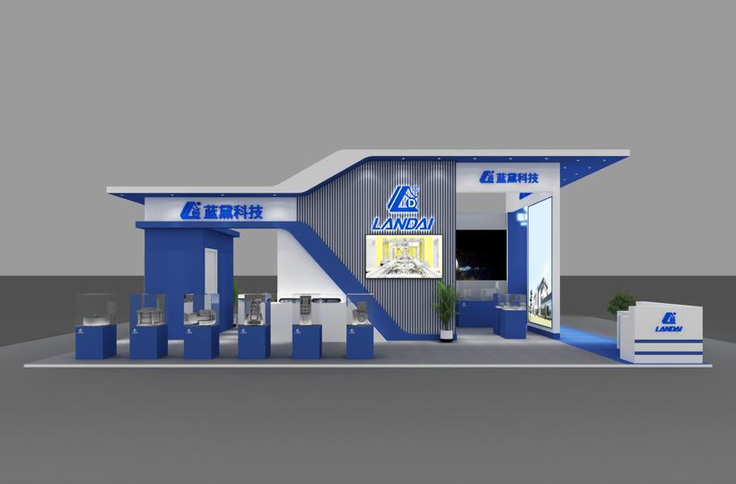蓝黛科技携动力传动产品确认参展|上海车展盖世展团风采