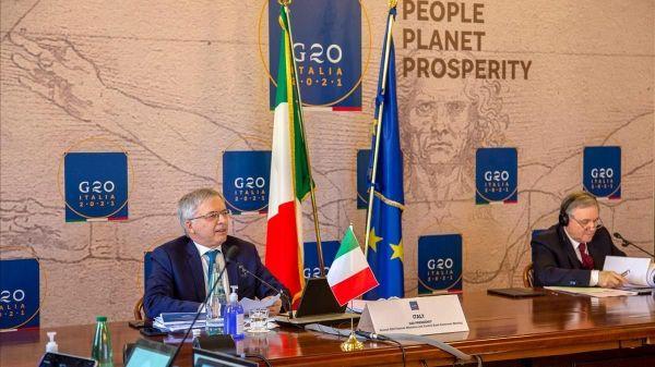 """外媒:G20同意穷国还债""""最后一次""""延期"""