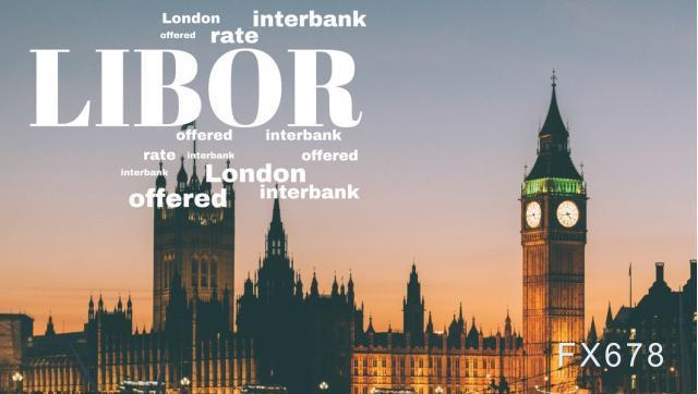 4月8日伦敦银行间同业拆借利率LIBOR