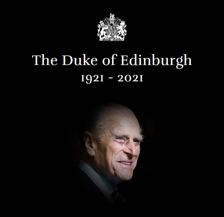 英媒:菲利普亲王葬礼将在温莎城堡圣乔治教堂举行
