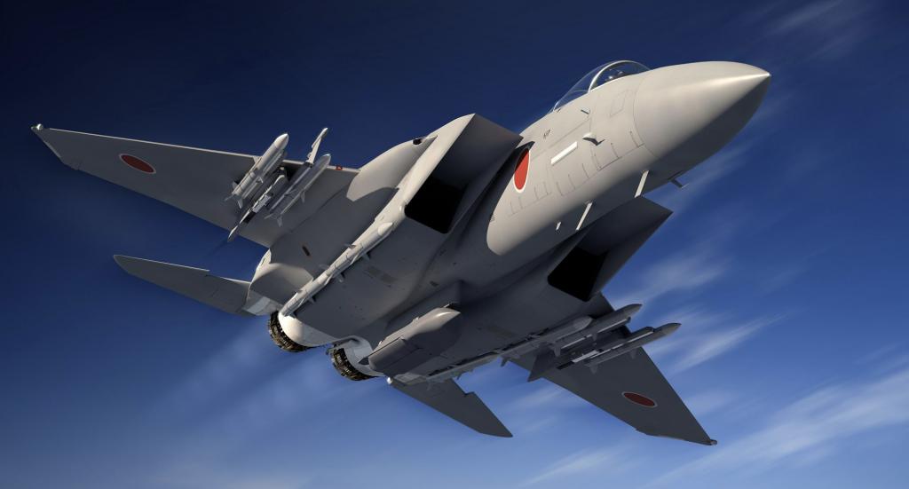 """美国""""漫天要价"""" 日本暂停F-15J战机翻新升级计划"""