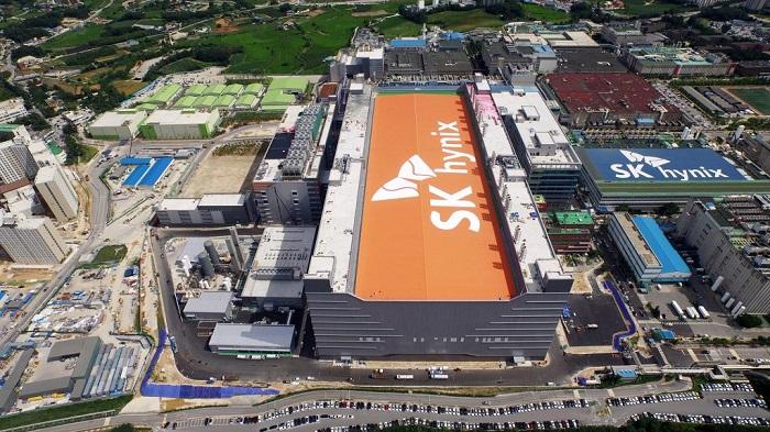 SK海力士表示将扩展8英寸芯片代工业务