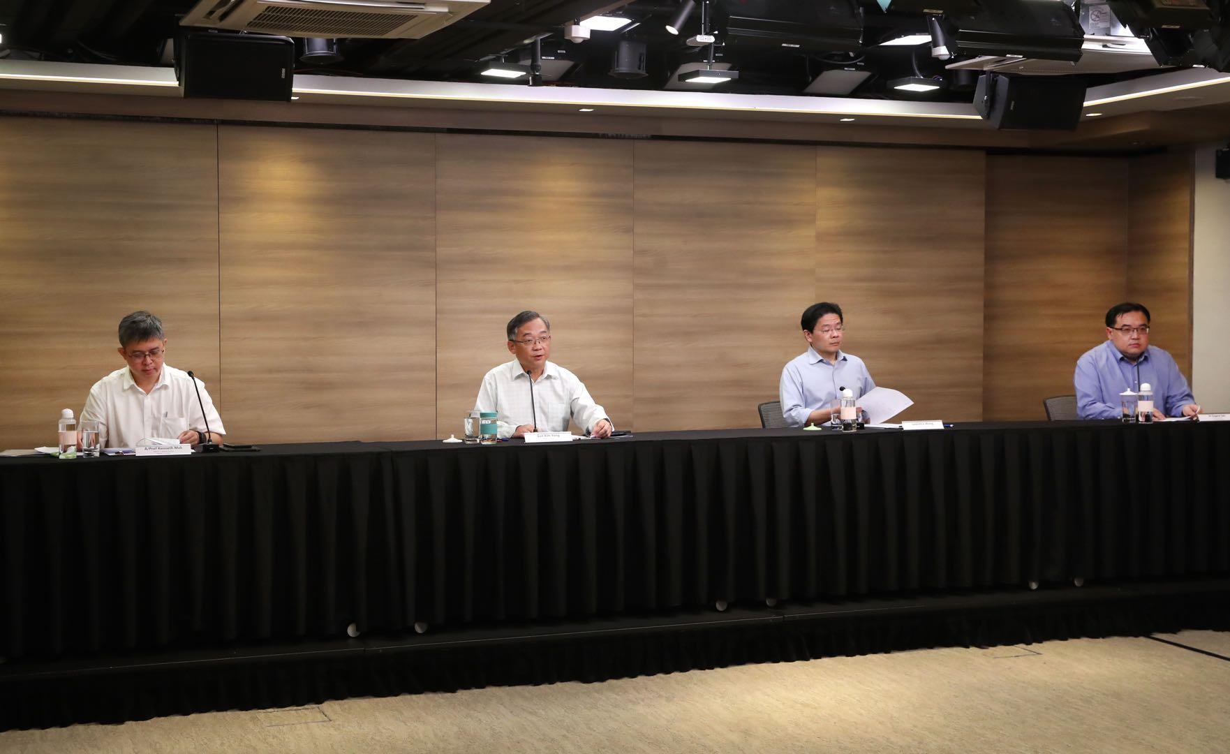 新加坡一医院13人确诊 5600名医患接受新冠病毒检测