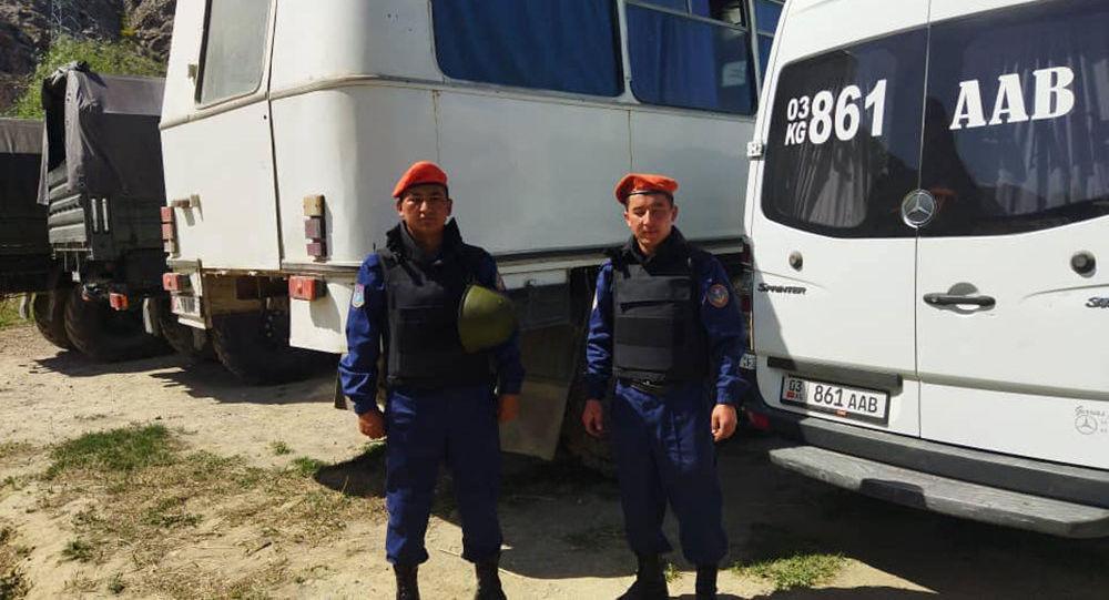 俄媒:吉塔边境冲突吉方公民死亡人数增加到31人