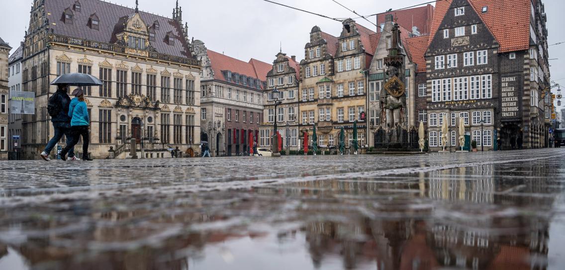 平均温度为6.1度 德国经历近四十年最冷四月