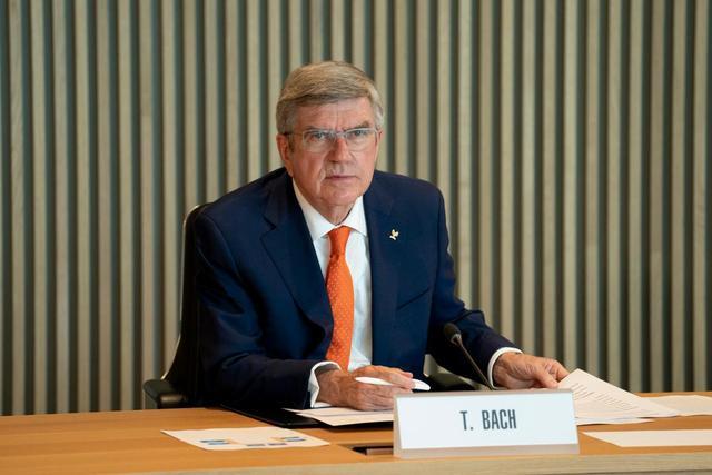 日媒:国际奥委会主席巴赫访日延期