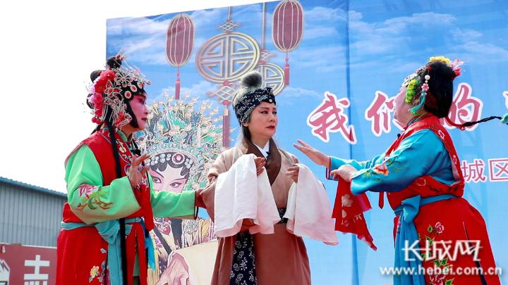 衡水桃城区:戏曲进乡村 文化润民心