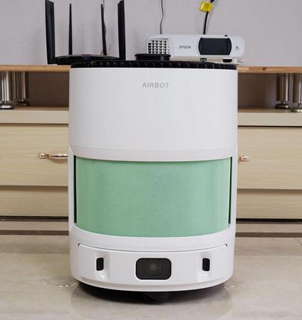 科沃斯沁宝创新致胜――移动净化机器人