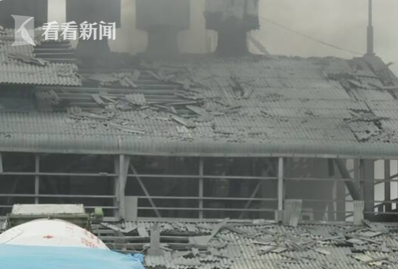 日本福岛一化工厂发生爆炸事故!