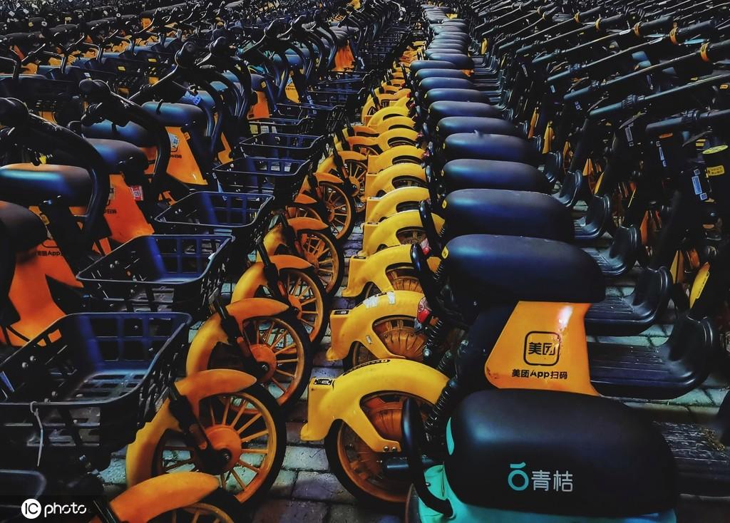 共享电单车最后的决战