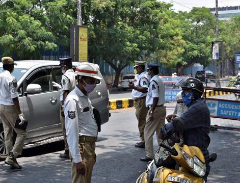 印度特伦甘纳邦宣布实施为期10天的封锁措施