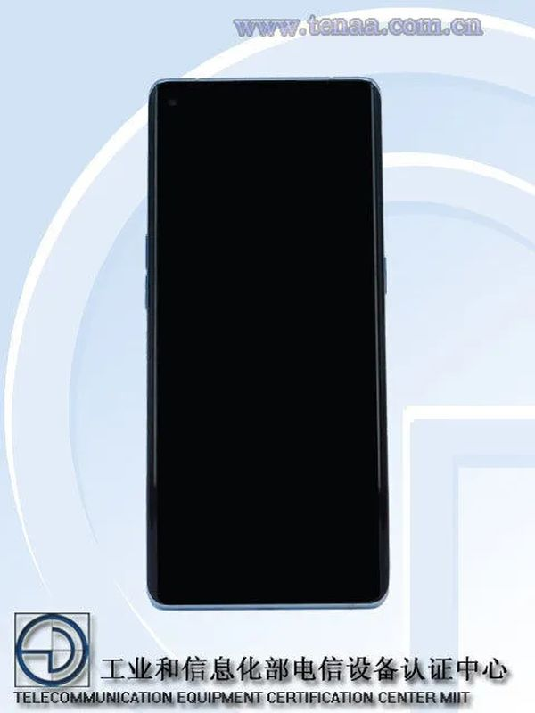[图]OPPO Reno 6 Pro/6 Pro+现身工信部 定妆照和部分规格曝光