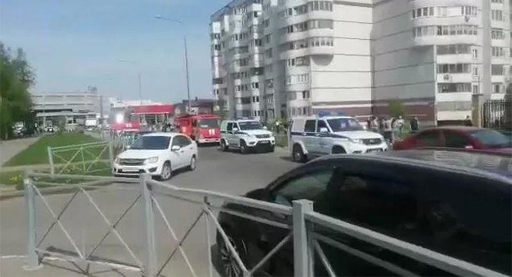 俄罗斯一学校发生枪击案7人死亡 含6名学生1名老师