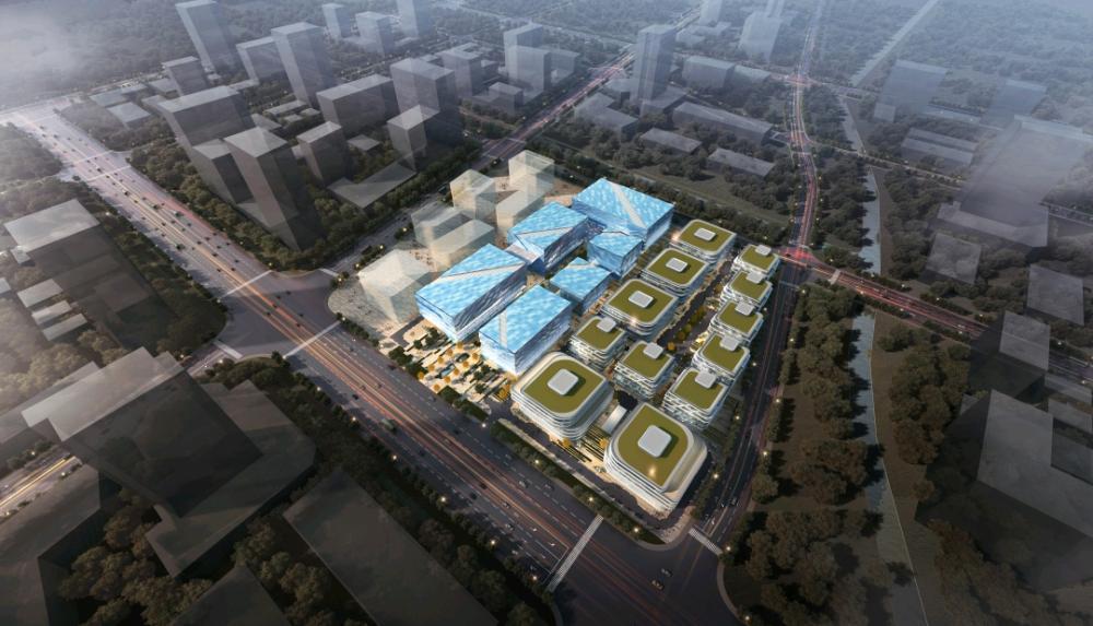 上海科技影都·星空综艺影视制作基地在松江开工,曾出品《中国好声音》等综艺