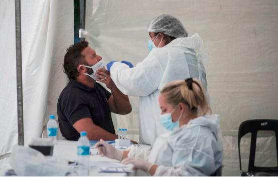 阿根廷新增新冠肺炎确诊病例25976例 累计确诊近320万例
