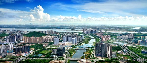广东南沙:打造粤港澳全面合作示范区建设优质生活圈