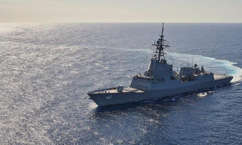 澳大利亚军舰在美国海域撞死濒危鲸鱼 美方介入调查