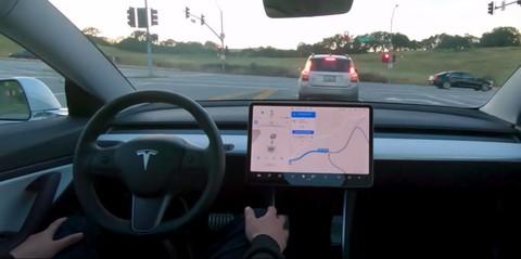特斯拉下周或有新动作 马斯克:全自动驾驶移除雷达,换成纯视觉系统!