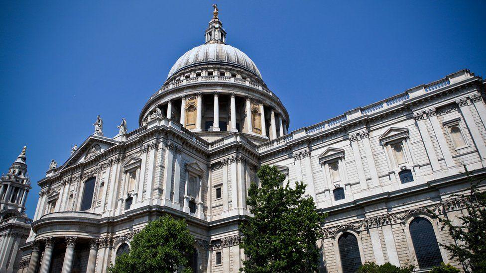 英国圣保罗大教堂或因资金不足而永久关闭