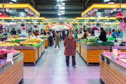 """赋能传统菜市场 每日优鲜智慧菜场""""焕新""""升级"""