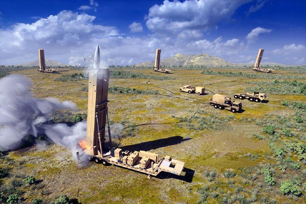 美国陆军首次披露其高超音速导弹射程,可打击2775公里外目标