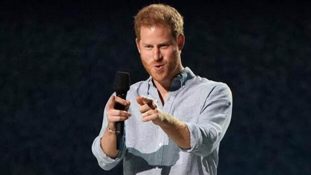 """英哈里王子再吐槽王室生活:像""""生活在动物园里"""""""