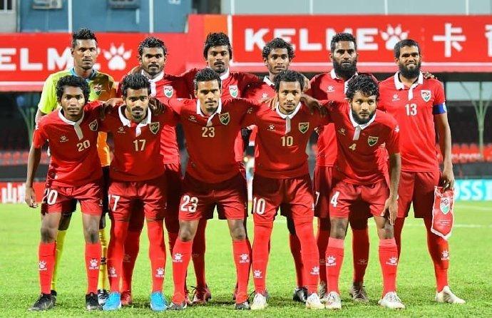 足球报:受疫情影响,马尔代夫有可能像朝鲜一样放弃40强赛