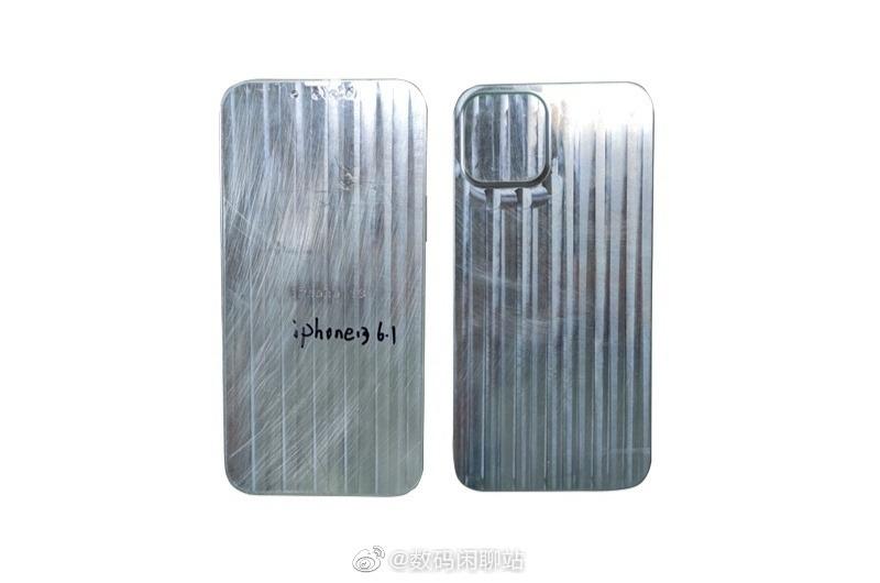 iPhone 13系列模型曝光:刘海变小、后摄变大