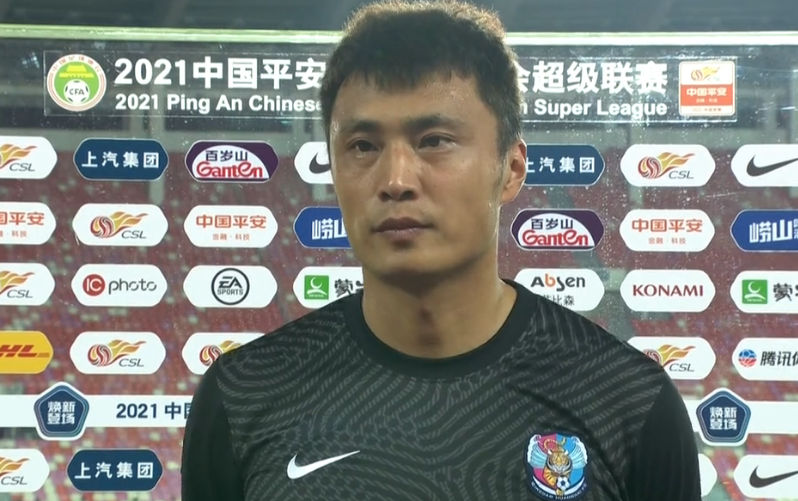 刘震理:今天赢球是我们运气更好,但球队付出了最大努力
