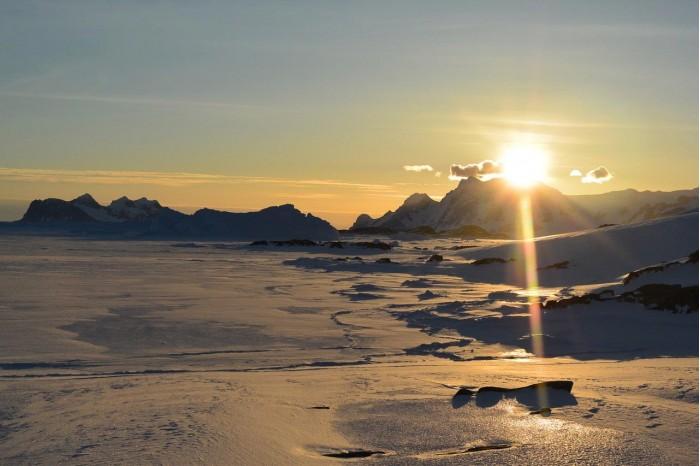 研究:过去的南极冰盖消退比想象中更不稳定